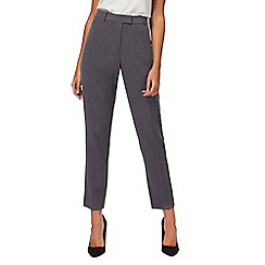 The Collection - Grey slim leg trousers