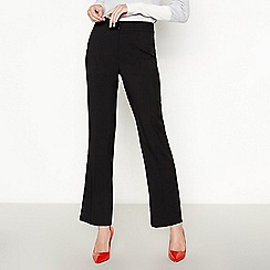 Principles Collection - Black straight leg suit trousers