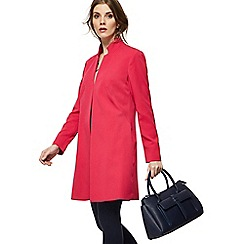 The Collection - Pink workwear manteau coat