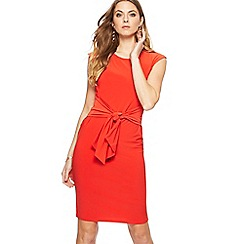 The Collection - Red knee length dress