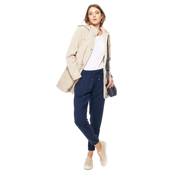 The Collection hooded Beige Beige The mac hooded Collection dSSxvn