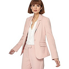 The Collection - Light pink suit jacket