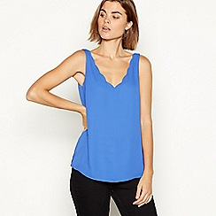 15351e38189cf Plus-size - blue - Vests   camisoles - Tops - Women