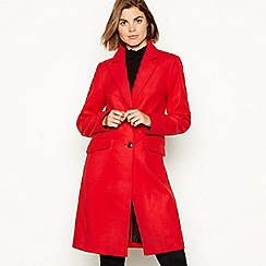 The Collection - Red city coat