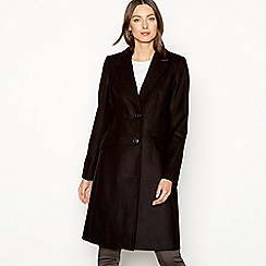 The Collection - Black city coat