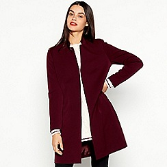 The Collection - Plum Suit Jacket