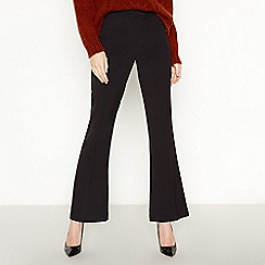 The Collection - Black Bootcut Trousers