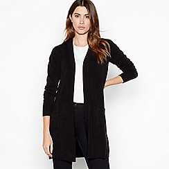 Principles - Black edge to edge ultrasoft cardigan
