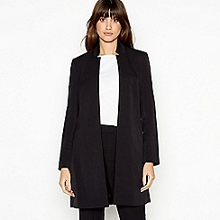 The Collection - Black Longline Jacket