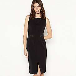 Principles Collection - Black knee length suit dress