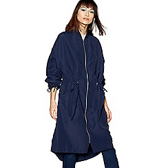H! by Henry Holland - Navy lightweight parka jacket