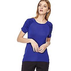 Principles - Blue prawn sleeve t-shirt