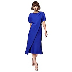 Principles - Blue midi tea dress