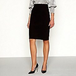 Principles - Black ponte skirt