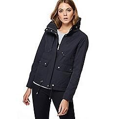 Principles - Navy utility jacket