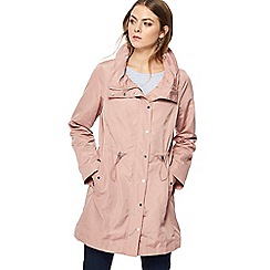 Principles - Light pink parka jacket