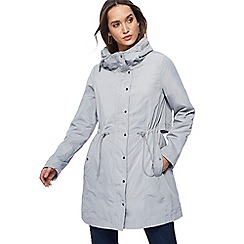 Principles - Grey parka jacket