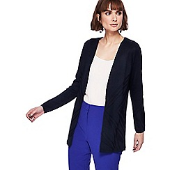 Principles - Navy edge to edge cardigan