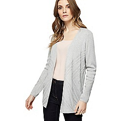 Principles - Grey edge to edge cardigan