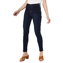 Principles Petite - Blue denim slim fit jeggings
