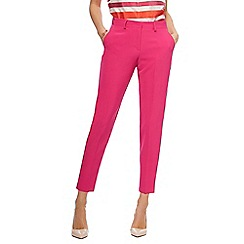 Principles - Pink tapered trousers