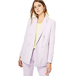 Principles - Lilac tailored jacket