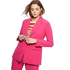 Principles - Bright pink tailored jacket