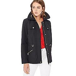 Principles - Black utility jacket