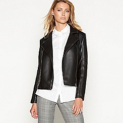 Principles - Black biker jacket