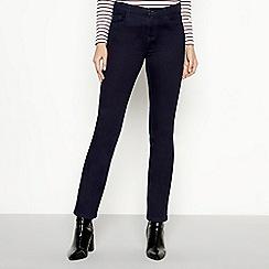 Principles - Blue slim leg bootcut jeans