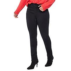 Principles Petite - Black 'Figure Define' Slim Fit Petite Jeans