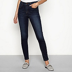 Principles - Dark blue dark wash skinny jeans