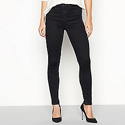 Principles - Black Sculpting 'Power Jean' Skinny Jeans