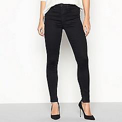 Principles - Black Sculpting 'Power Jean' Skinny Jeans