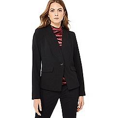 Principles - Black single breasted suit jacket