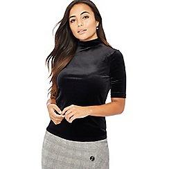 f8c5e6296706d6 black - Blouses - Principles Petite - Tops - Women