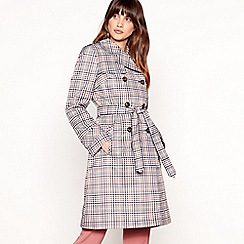 Principles - Multicoloured Check Print Mac