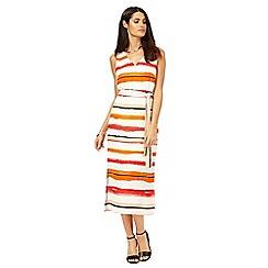 Principles by Ben de Lisi - Multi-coloured striped dress