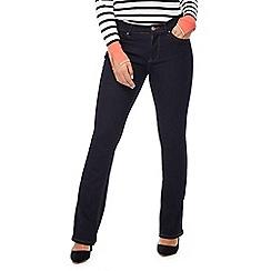Principles - Dark blue petite bootcut jeans