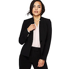 Principles Petite - Black single breasted petite suit jacket