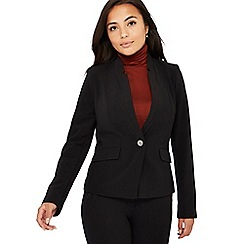 Principles Petite - Black petite suit jacket