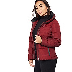 a387d964ee83 red - Padded   quilted - Coats   jackets - Women   Debenhams