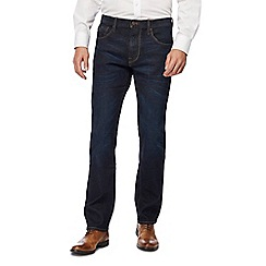 J by Jasper Conran - Dark blue slim fit jeans