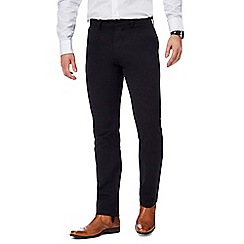 J by Jasper Conran - Black 'Ottoman' chinos