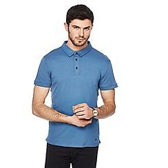 J by Jasper Conran - Blue polo shirt