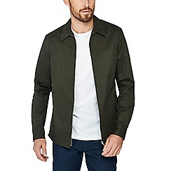 J by Jasper Conran - Khaki twill jacket