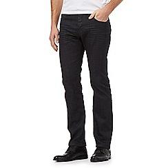J by Jasper Conran - Designer dark blue straight leg jeans