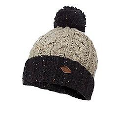 Mantaray - Multi-coloured striped bobble hat