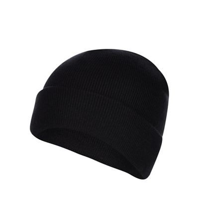 red-herring---black-beanie-hat by red-herring