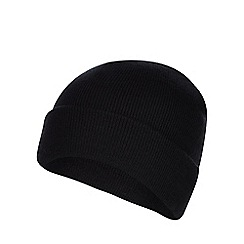 Red Herring - Black beanie hat